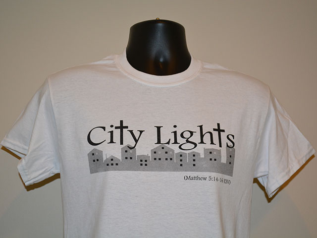 City Lights T-shirts