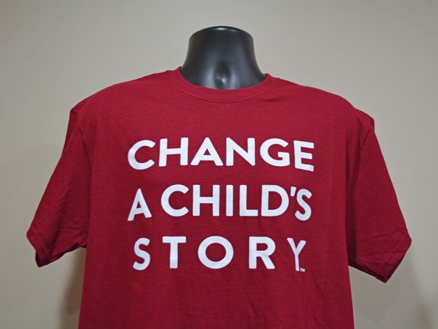 Change a Child's Story